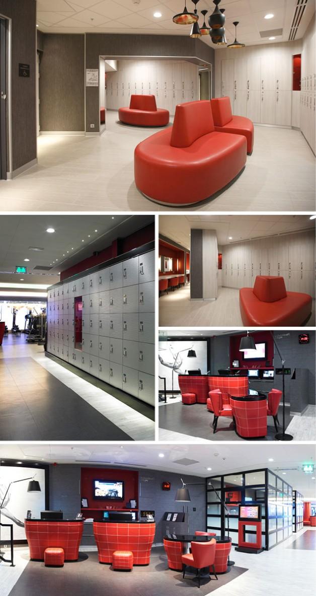 progettazione e produzione armadietti per spogliatoi e palestre gruppo p g. Black Bedroom Furniture Sets. Home Design Ideas